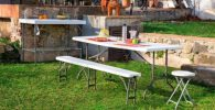 comprar mesa plegable carrefour