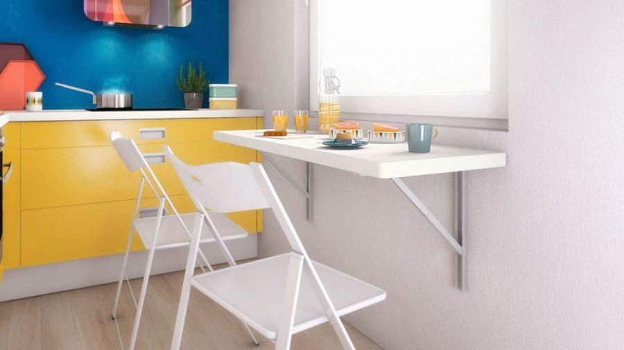 modelos de mesas para cocina desmontables