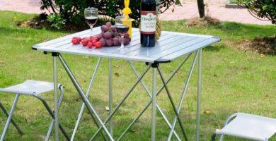 mesas plegables baratas calidad precio